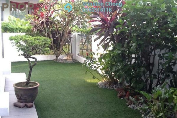 For Sale Terrace at Zenia, Desa ParkCity Freehold Fully Furnished 4R/4B 2.6m