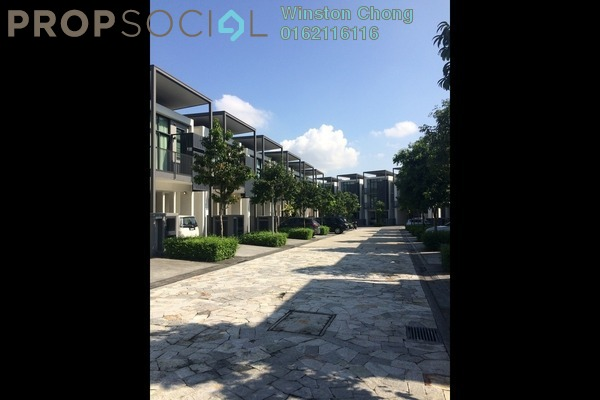 For Sale Terrace at Casaman, Desa ParkCity Freehold Semi Furnished 4R/4B 2.9m