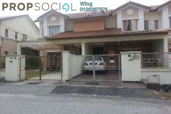For Rent Terrace at Bandar Saujana Utama, Sungai Buloh Leasehold Semi Furnished 4R/3B 1.1k
