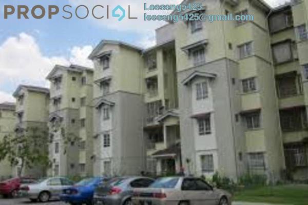 For Rent Condominium at Bandar Botanic, Klang Freehold Unfurnished 3R/2B 800translationmissing:en.pricing.unit