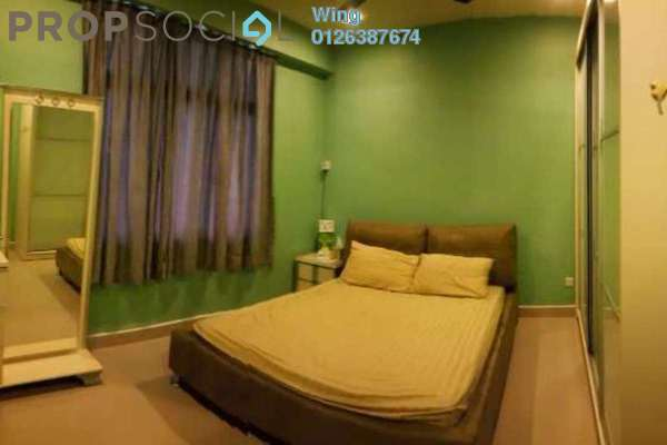 For Sale Condominium at Fortune Avenue, Kepong Leasehold Fully Furnished 3R/2B 580k