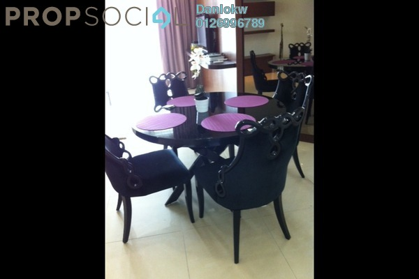 For Rent Condominium at Marc Service Residence, KLCC Freehold Fully Furnished 2R/2B 13k