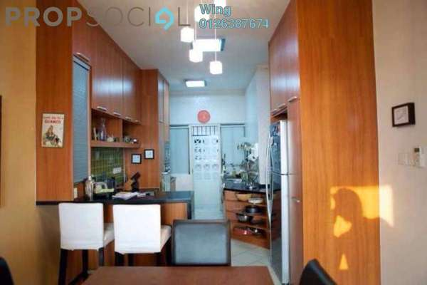 For Sale Condominium at Armanee Condominium, Damansara Damai Leasehold Semi Furnished 4R/3B 614k