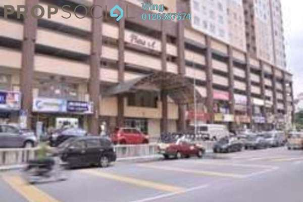 For Sale Condominium at Plaza Metro Prima, Kepong Leasehold Unfurnished 3R/2B 390k