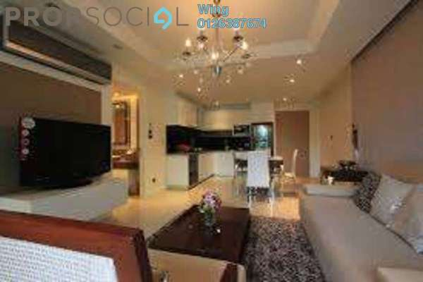 For Sale Condominium at Prima Tiara 2, Segambut Freehold Fully Furnished 3R/2B 438k