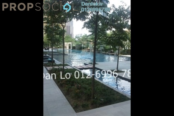 For Rent Condominium at Hampshire Park, KLCC Freehold Fully Furnished 2R/2B 6.5千