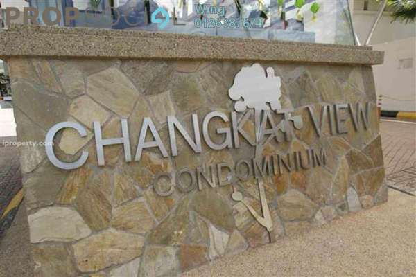 For Sale Condominium at Changkat View, Dutamas Freehold Unfurnished 3R/2B 575k