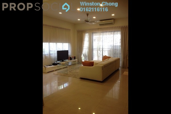For Sale Terrace at Sunway SPK Damansara, Kepong Freehold Semi Furnished 6R/5B 2.2m