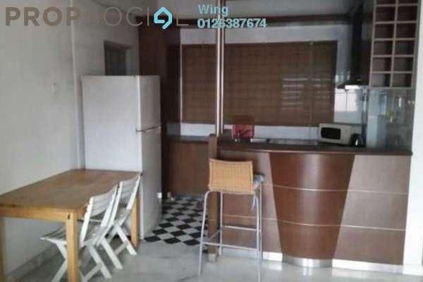 For Sale Condominium at SD Tower, Bandar Sri Damansara Freehold Semi Furnished 3R/2B 515k