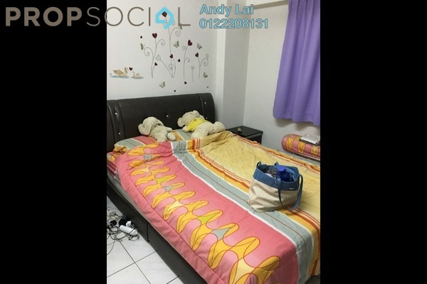 For Rent Apartment at Sri Lavender Apartment, Kajang Freehold Fully Furnished 3R/2B 1.3k