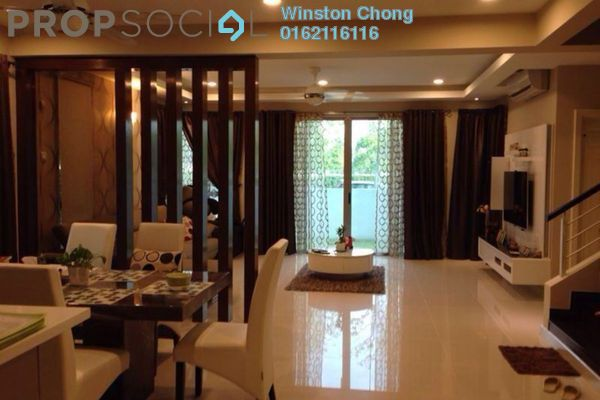 For Sale Terrace at Zenia, Desa ParkCity Freehold Fully Furnished 4R/3B 2.88m