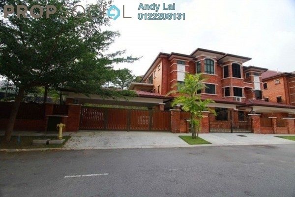 For Sale Semi-Detached at Capa Residency, Bandar Sungai Long Freehold Fully Furnished 5R/5B 1.85m