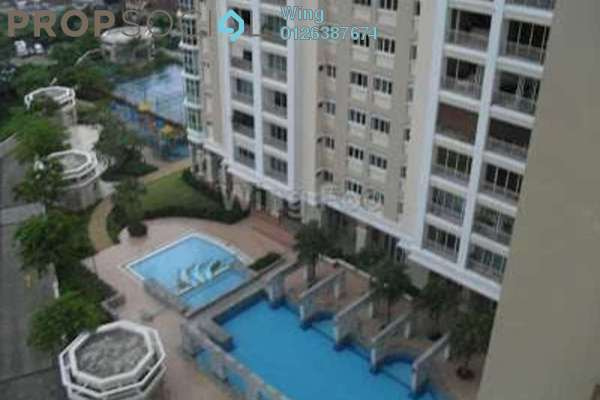 For Rent Condominium at Changkat View, Dutamas Freehold Semi Furnished 3R/2B 1.7千