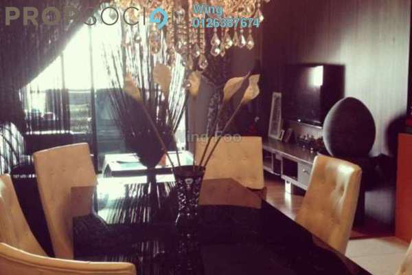For Rent Condominium at Nadia, Desa ParkCity Freehold Fully Furnished 3R/2B 3.3k