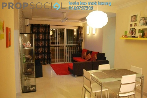 For Sale Condominium at Magna Ville, Selayang Leasehold Fully Furnished 3R/2B 300k