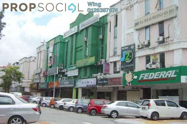 For Rent Shop at Medan Putra Business Centre, Bandar Menjalara Leasehold Unfurnished 0R/0B 3k