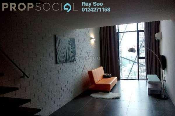 For Sale Condominium at Empire Damansara, Damansara Perdana Leasehold Fully Furnished 1R/2B 465k