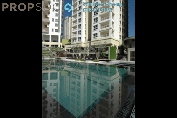 For Sale Condominium at Hijauan Kiara, Mont Kiara Freehold Semi Furnished 4R/4B 1.35m