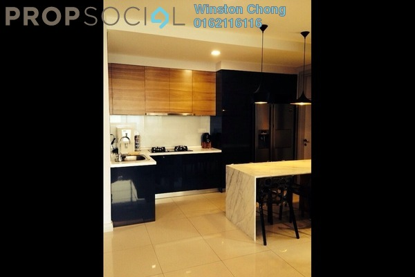 For Sale Condominium at The Westside One, Desa ParkCity Freehold Fully Furnished 1R/1B 980k