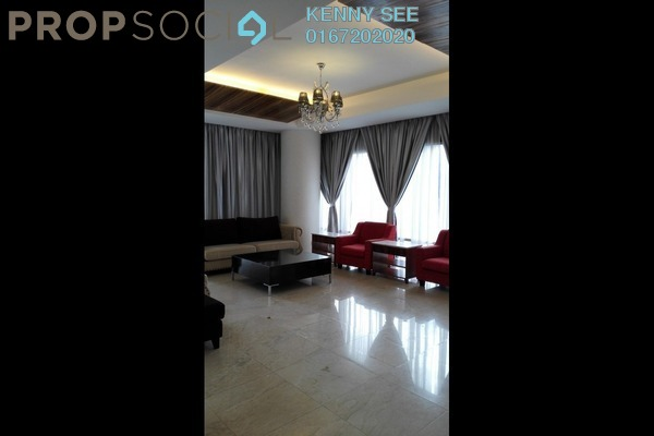 For Sale Condominium at Pavilion Residences, Bukit Bintang Leasehold Semi Furnished 3R/2B 4.39m