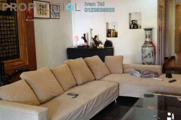 For Sale Terrace at Kota Kemuning Hills, Kota Kemuning Freehold Semi Furnished 5R/4B 1.9百万
