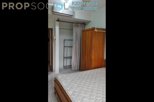 For Sale Apartment at Sunway Sutera, Sunway Damansara Leasehold Fully Furnished 3R/2B 658k