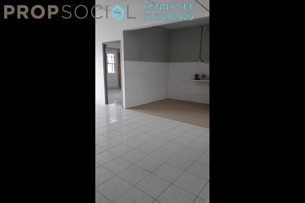 For Sale Condominium at Endah Ria, Sri Petaling Leasehold Unfurnished 1R/1B 308k
