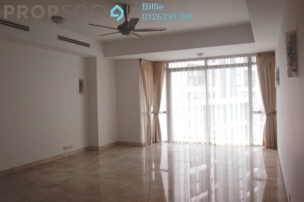 For Rent Condominium at Stonor Park, KLCC Freehold Semi Furnished 3R/3B 8.0千