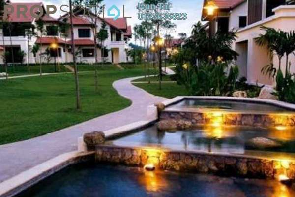 For Sale Terrace at Nadia, Desa ParkCity Freehold Semi Furnished 3R/2B 1.8m