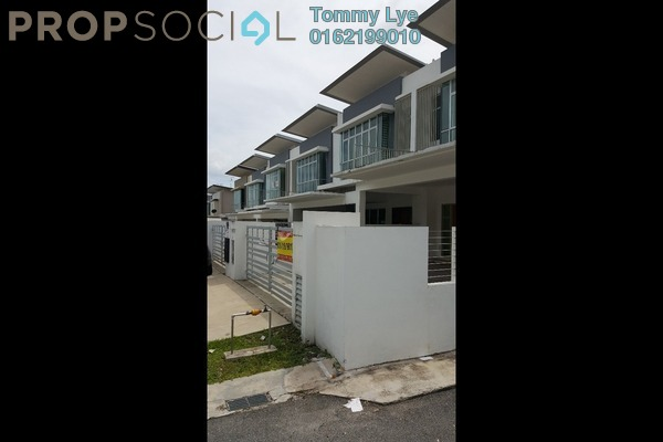 For Sale Terrace at Nusa Sentral, Iskandar Puteri (Nusajaya) Freehold Unfurnished 4R/3B 600k