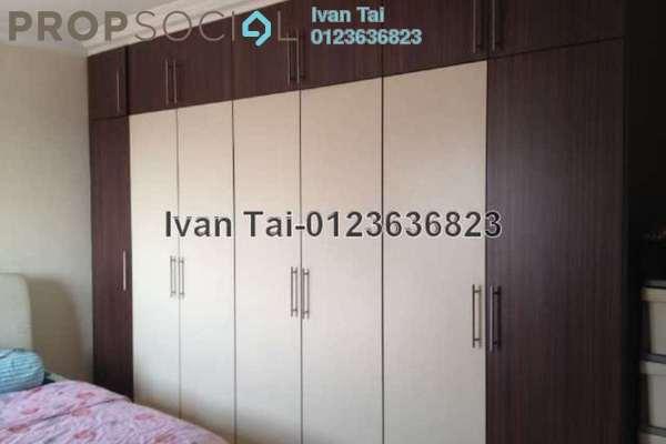 For Sale Apartment at Bougainvilla, Segambut Freehold Semi Furnished 3R/2B 470k