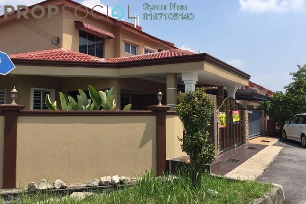 For Sale Terrace at BSP Skypark, Bandar Saujana Putra Leasehold Semi Furnished 4R/3B 480k