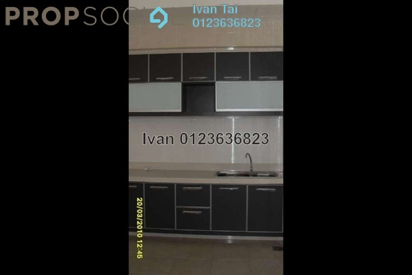 For Sale Condominium at Rosvilla, Segambut Freehold Semi Furnished 3R/2B 630k