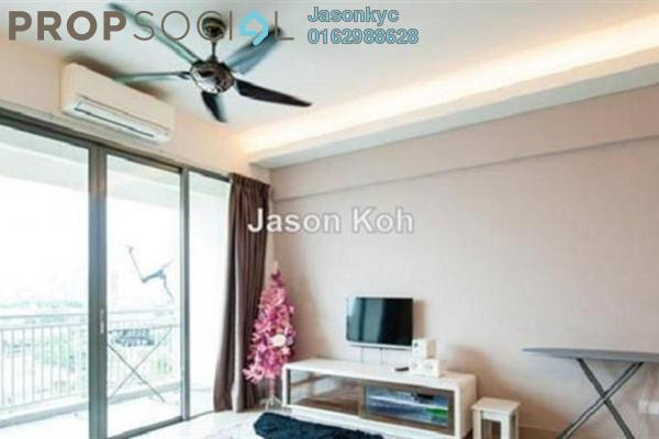 For Rent Condominium at D'Alamanda, Cheras Leasehold Fully Furnished 2R/2B 1.6k