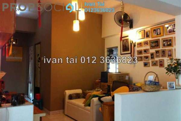 For Rent Condominium at Casa Indah 1, Tropicana Leasehold Fully Furnished 2R/4B 2k