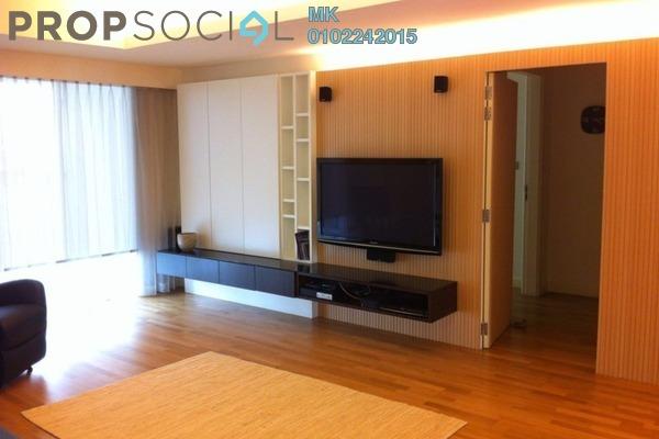 For Rent Condominium at Tiffani Kiara, Mont Kiara Freehold Fully Furnished 4R/6B 9.5k