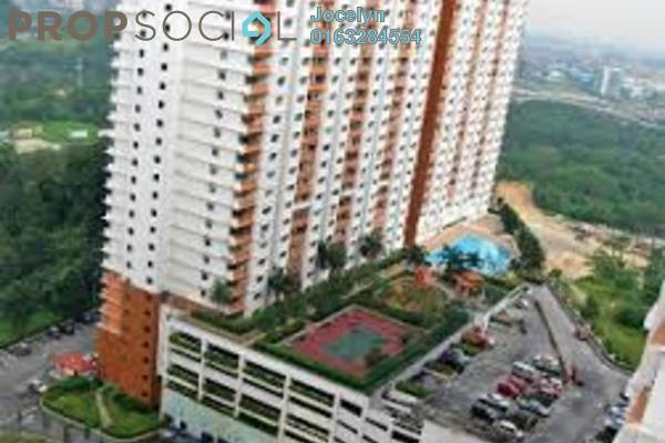 For Sale Apartment at Flora Damansara, Damansara Perdana Leasehold Semi Furnished 3R/2B 180k