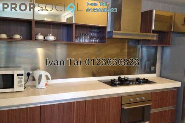 For Sale Condominium at i-Zen Kiara II, Mont Kiara Freehold Fully Furnished 4R/3B 920k