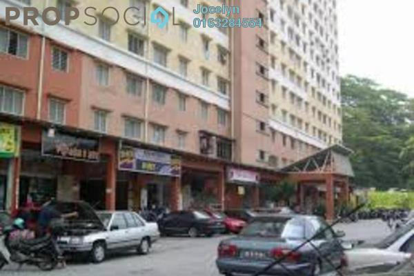 For Rent Apartment at Flora Damansara, Damansara Perdana Leasehold Semi Furnished 3R/2B 700translationmissing:en.pricing.unit