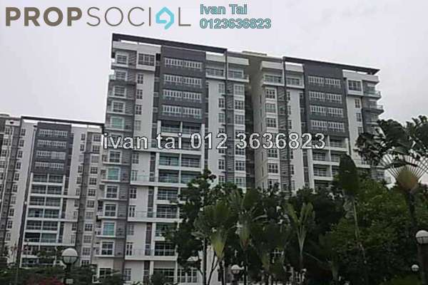 For Sale Condominium at The View, Batu Uban Freehold Fully Furnished 2R/3B 1.7m