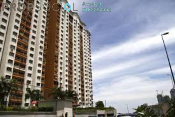 For Rent Apartment at Flora Damansara, Damansara Perdana Leasehold Semi Furnished 3R/2B 900translationmissing:en.pricing.unit