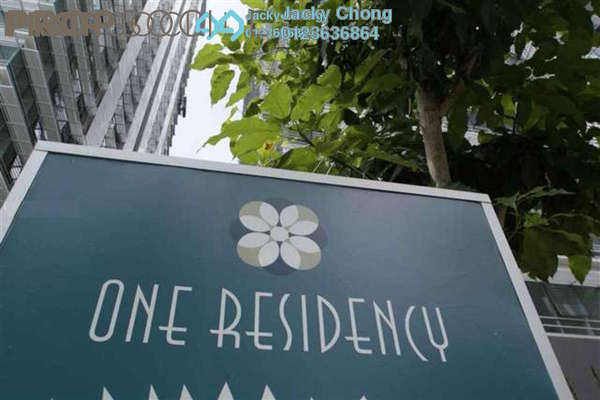 For Sale Serviced Residence at One Residency, Bukit Ceylon Freehold Fully Furnished 1R/1B 810k