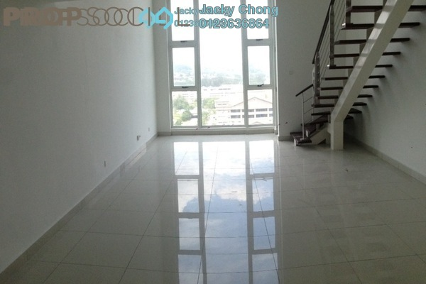 For Sale SoHo/Studio at Centro, Shah Alam Freehold Semi Furnished 1R/2B 468k