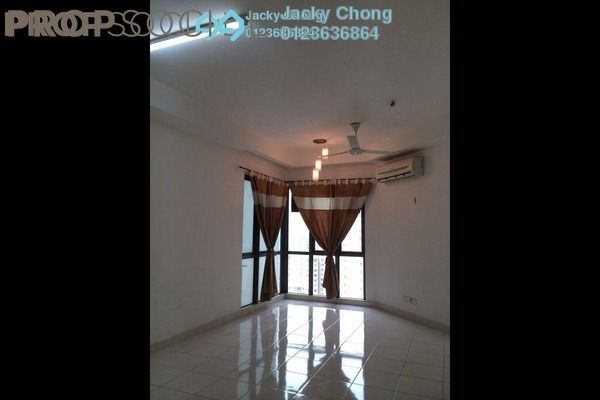 For Rent Serviced Residence at Tropicana City Tropics, Petaling Jaya Freehold Unfurnished 2R/2B 1.8k