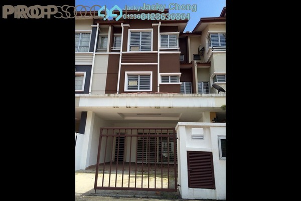 For Sale Terrace at Taman Sri Muda, Shah Alam Freehold Unfurnished 5R/4B 818k