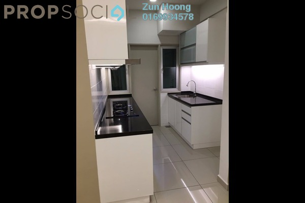 For Rent Condominium at Silk Residence, Bandar Tun Hussein Onn Freehold Semi Furnished 3R/2B 1.6k