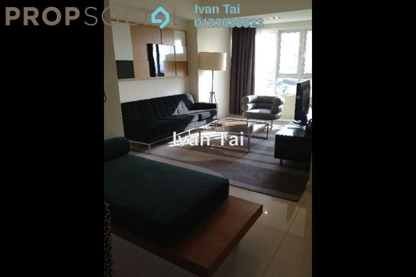 For Sale Condominium at Tiffani Kiara, Mont Kiara Freehold Fully Furnished 2R/2B 1.1m
