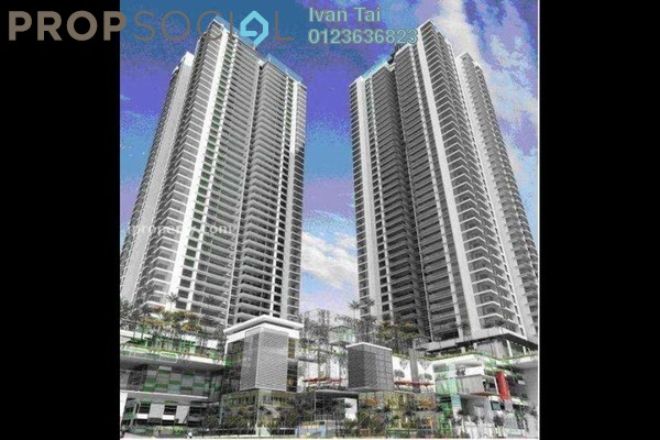 For Sale Condominium at 10 Mont Kiara, Mont Kiara Freehold Fully Furnished 4R/4B 2.9m