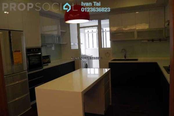For Sale Condominium at Hijauan Kiara, Mont Kiara Freehold Fully Furnished 3R/3B 1.45m