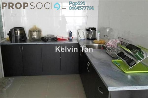 For Rent Condominium at Boulevard Condominium, Air Itam Freehold Semi Furnished 3R/2B 1.4k
